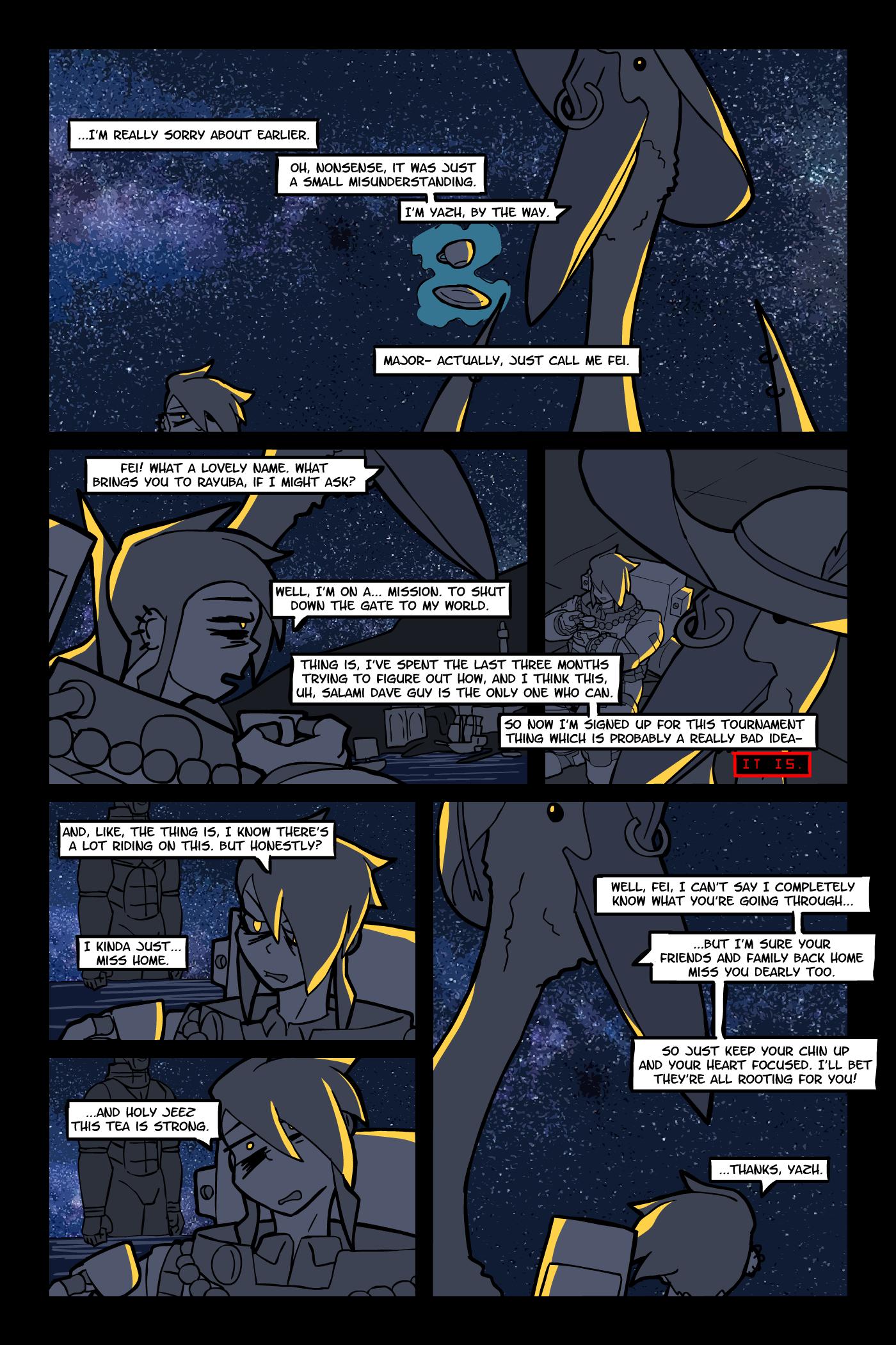 Rayuban Nights