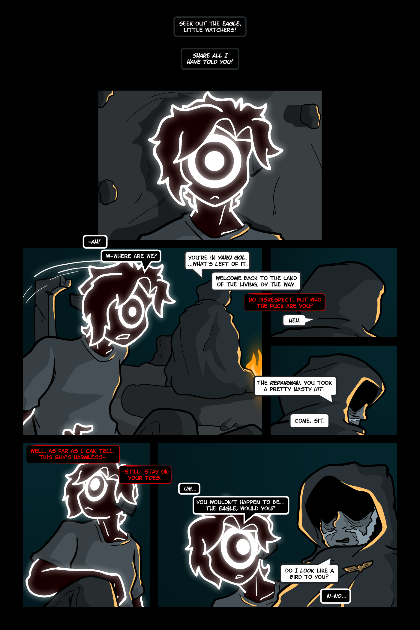 Astray – Page 6